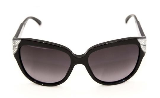 Dior Christian Dior So Real Sunglasses 2014 - 2015 Grand Bal Black Limited Edition Swarovski Crystal Vintage