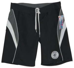 Pipeline Board Shorts Black