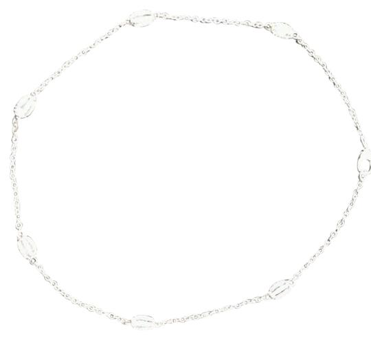 Preload https://item4.tradesy.com/images/judith-ripka-silver-new-sterling-925-diamonique-stations-barrell-necklace-4055758-0-1.jpg?width=440&height=440
