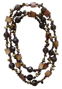 Other Mixed Stone Necklace
