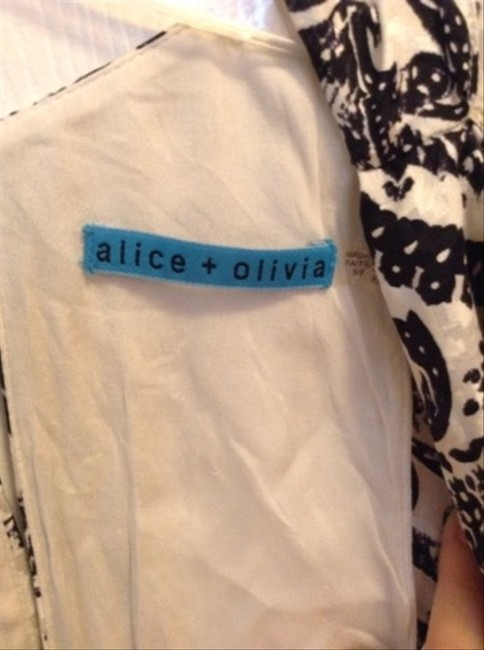 Alice + Olivia Button Down Shirt