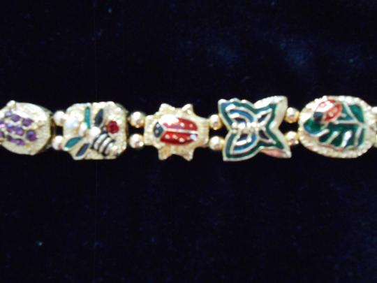 Other Fun Ladybug and Butterfly Bracelet