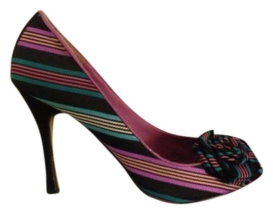 Dollhouse Multi-color Pumps