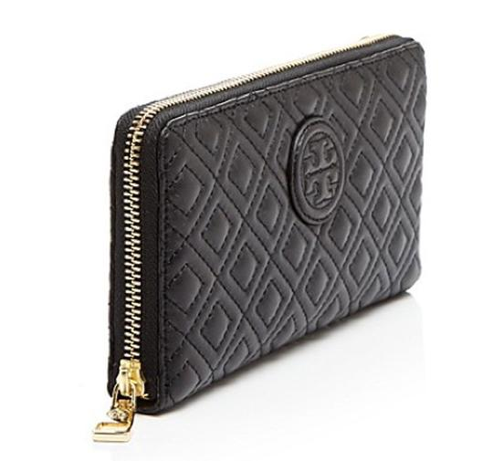 Tory Burch Tory Burch Marion Quilted Multi Wallet Leather Masaai New Red Clutch