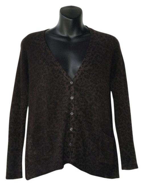 Preload https://item4.tradesy.com/images/chrome-by-line-animal-print-cashmere-cardigan-gray-4056943-0-0.jpg?width=400&height=650