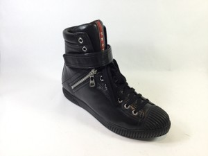 Prada Men's Black Athletic
