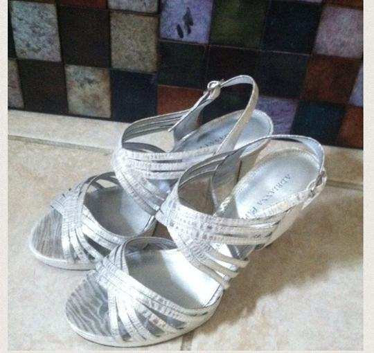 Adrianna Papell Silver Size US 8 Regular (M, B)