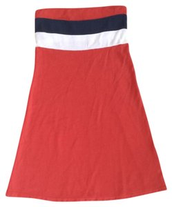 Old Navy short dress Red on Tradesy