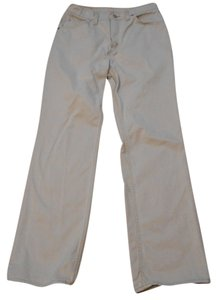 Levi's Boot Cut Pants Khaki