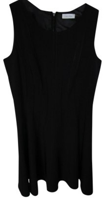 Preload https://item5.tradesy.com/images/calvin-klein-black-a-line-shift-above-knee-workoffice-dress-size-8-m-40584-0-0.jpg?width=400&height=650