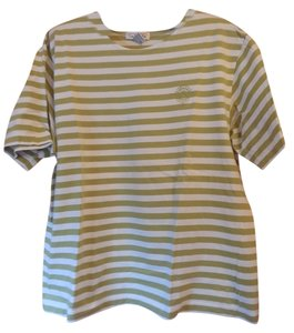 Talbots Casual Cotton Striped Sweater