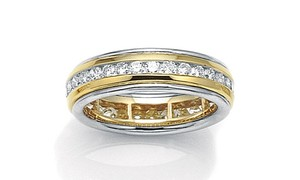 Italian Diamond Eternity Band