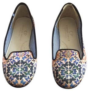 Charles Philip Shanghai Multi Color CP Charles Phillip Flats
