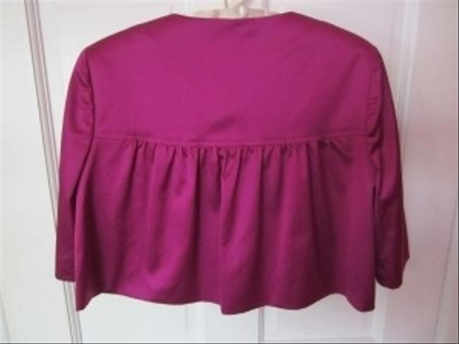 Theory fuschia Jacket