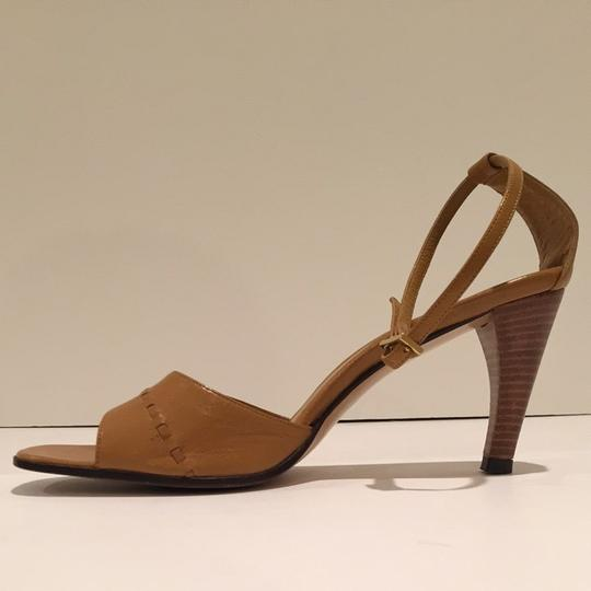 Gucci Tan Sandals