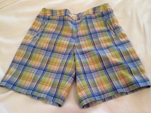 Liz Claiborne Shorts Plaid