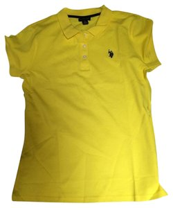 U.S. Polo Assn. Ralph Lauren Ralph Lauren Lacoste Golf T Shirt Yellow