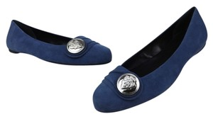 Gucci Royal Blue Flats
