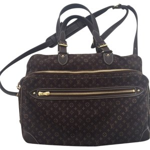 Louis Vuitton Signature Brown Canvas Diaper Bag