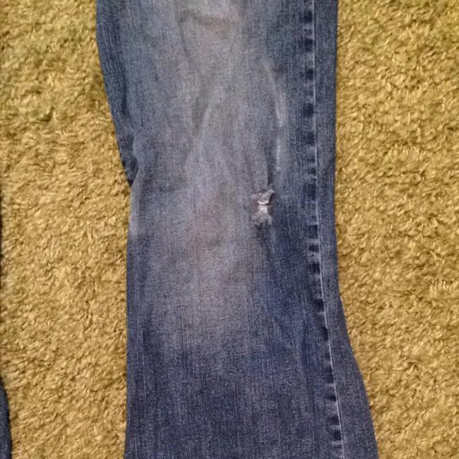 Baby Phat Cat Boot Cut Jeans-Medium Wash