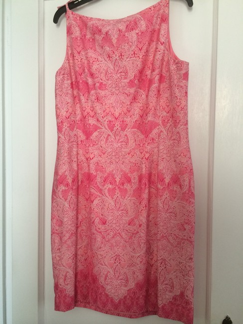 Liz Claiborne short dress Pink on Tradesy