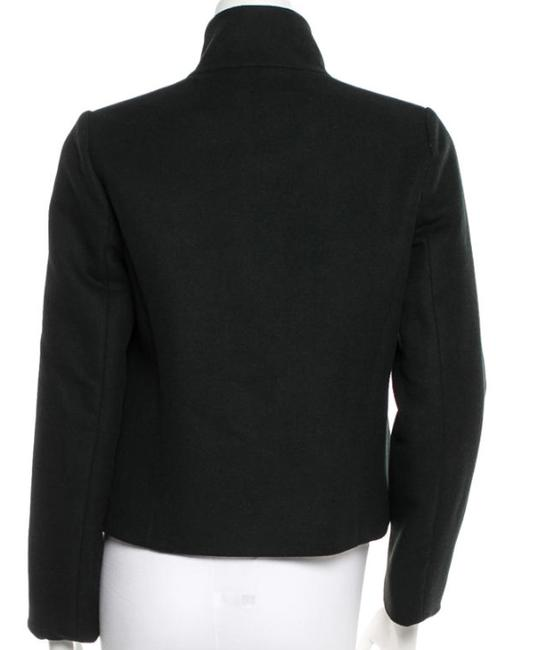 Chloé Timeless Classic Dressy Elegant Chloe Cashmere Stand Up Collar Button Closure Payed A Fortune For It Black Jacket