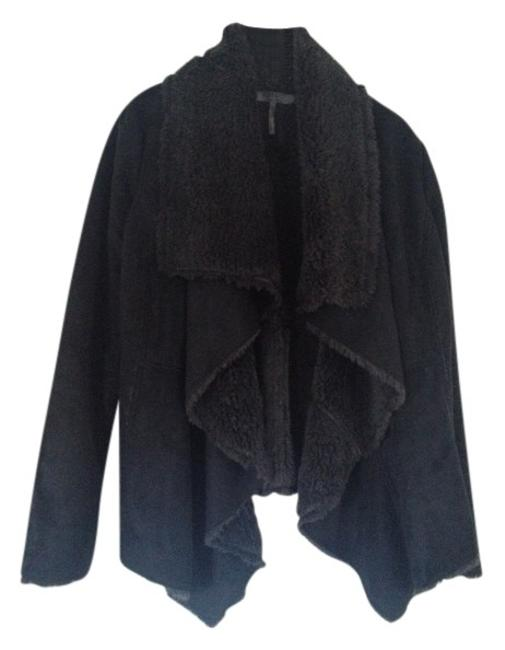 Preload https://img-static.tradesy.com/item/406312/buffalo-david-bitton-black-shearling-size-4-s-0-0-650-650.jpg