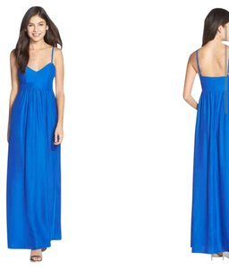Blue Maxi Dress by FELICITY & COCO
