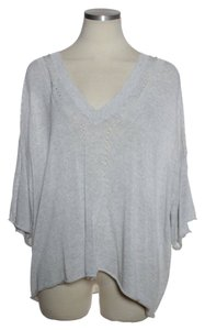 Elizabeth and James Boxy Knit Sweater