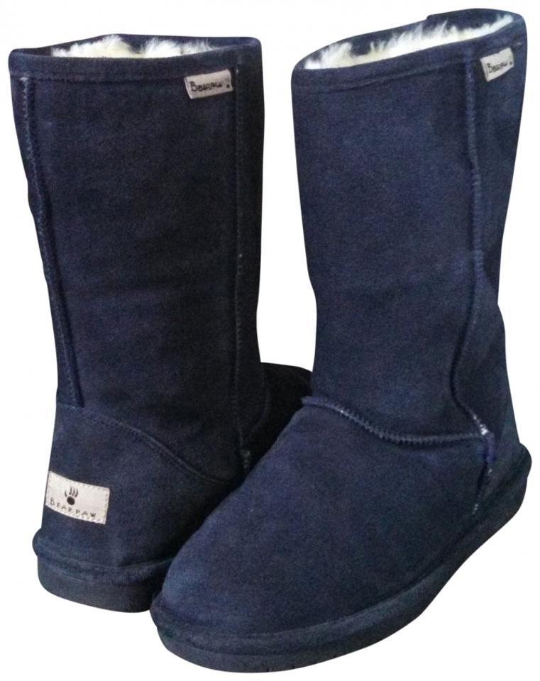 Bearpaw Navy Blue / Indigo / Dark Blue Navy Emma Boots/Booties f6c226
