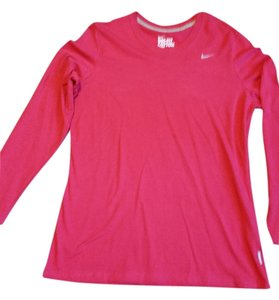 Nike Sporty, Running, Dri-fit, Cotton, Polyester, Exercise, Longsleeve