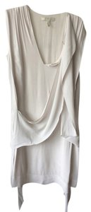 BCBGMAXAZRIA Designer Drape Draped Dress