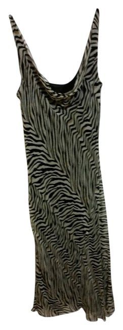 Preload https://item2.tradesy.com/images/nine-west-zebra-print-black-and-cream-knee-length-night-out-dress-size-10-m-4064836-0-0.jpg?width=400&height=650
