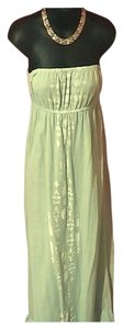 Mint Green Maxi Dress by Rip Curl #ripcurlmavenmaxidress #mintgreenmaxi #maxidress #straplessmaxidress #maxi