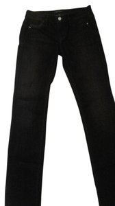 White House | Black Market Straight Leg Jeans-Dark Rinse