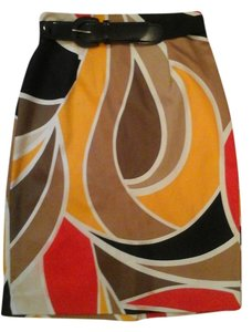Worthington Skirt multicolor