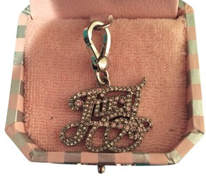 Juicy Couture Pave Juicy Charm