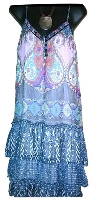 Preload https://item4.tradesy.com/images/band-of-gypsies-dress-multi-color-4066003-0-0.jpg?width=400&height=650