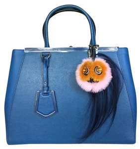 Fendi Tote in Ocean Blue