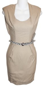 COCOLOVE Belt Add On Fitted Dress