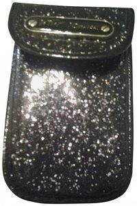 Betsey Johnson Betsey Johnson PDA Case Glitteratzzi Black