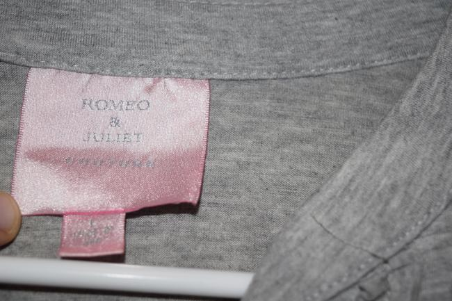 Romeo & Juliet Couture short dress Gray on Tradesy