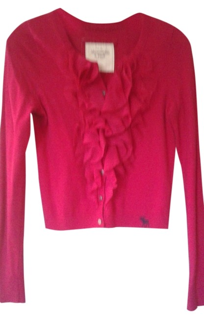 Preload https://item5.tradesy.com/images/abercrombie-and-fitch-raspberry-cardigan-size-4-s-4067599-0-0.jpg?width=400&height=650