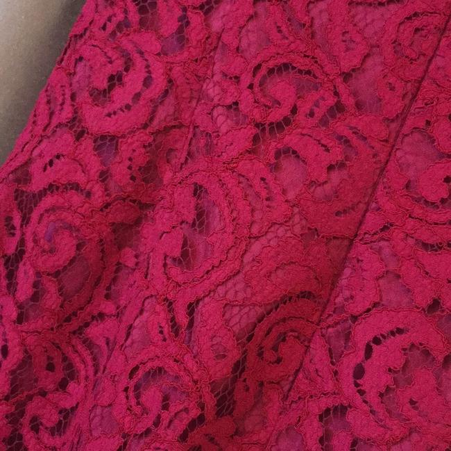 Adrianna Papell Lace Coctail Sexy Dress
