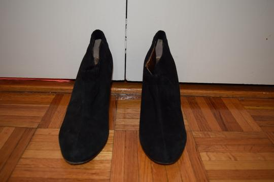 Sam Edelman Christmas Gift Present Holiday Season Party Wear To Work Work Suede Winter Perfect Ankle Black Boots