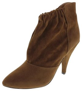 Colin Stuart Victoria's Secret Slouch Brown 7.5 Tobacco Brown Boots