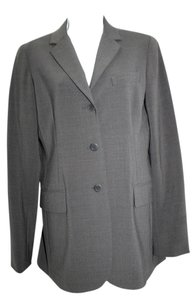 Theory Stretch Wool Jacket Blazer