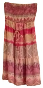 American Eagle Outfitters short dress Light Pink on Tradesy