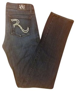 Rock & Republic And Skinny Skinny Jeans-Distressed