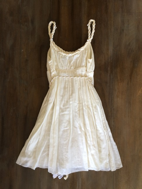 Development short dress White on Tradesy